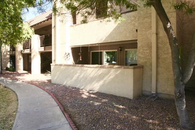 4608 W Maryland Avenue #106, Glendale, AZ 85301 (MLS #6005109) :: The Laughton Team