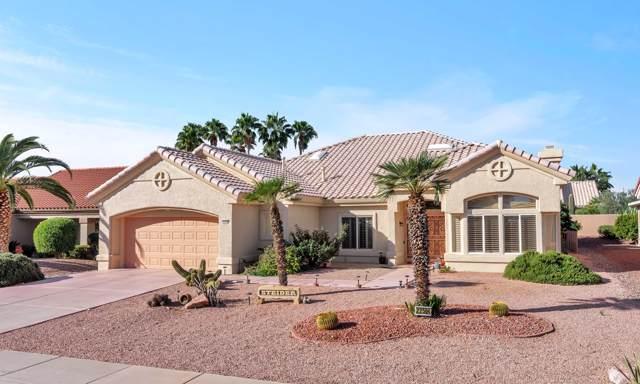 22504 N Dusty Trail Boulevard, Sun City West, AZ 85375 (MLS #6005129) :: The Daniel Montez Real Estate Group
