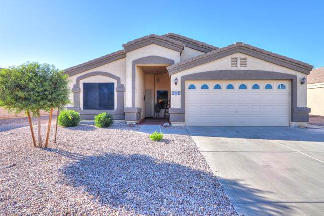2121 N Sabino Lane, Casa Grande, AZ 85122 (MLS #6005137) :: Occasio Realty