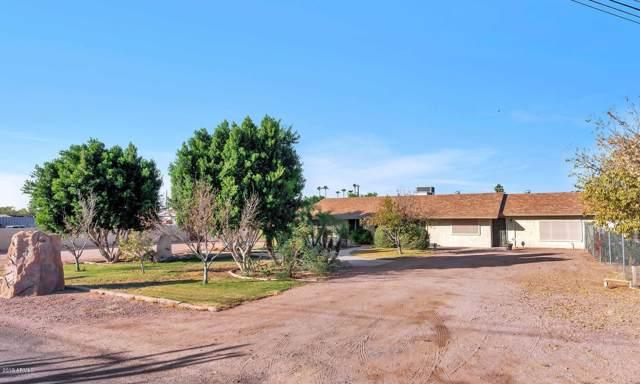2052 N 25TH Street, Mesa, AZ 85213 (MLS #6005145) :: Devor Real Estate Associates