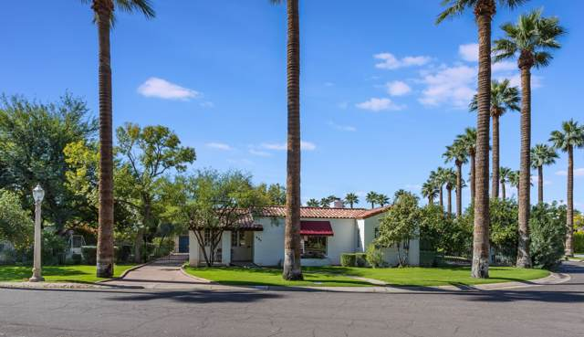 1825 Palmcroft Way NW, Phoenix, AZ 85007 (MLS #6005150) :: The Laughton Team