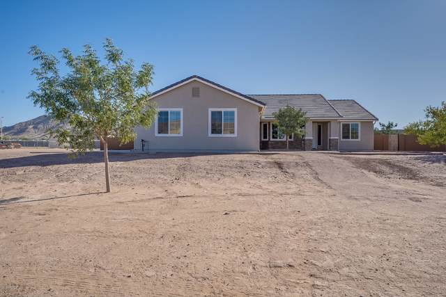 20219 E Happy Road, Queen Creek, AZ 85142 (MLS #6005152) :: CC & Co. Real Estate Team