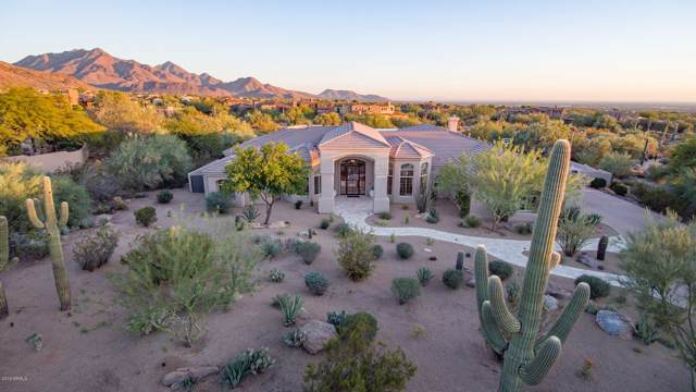 9321 E Via Del Sol Drive, Scottsdale, AZ 85255 (MLS #6005157) :: The Kenny Klaus Team