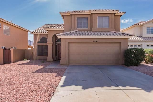 4407 E Bannock Street, Phoenix, AZ 85044 (MLS #6005177) :: Team Wilson Real Estate