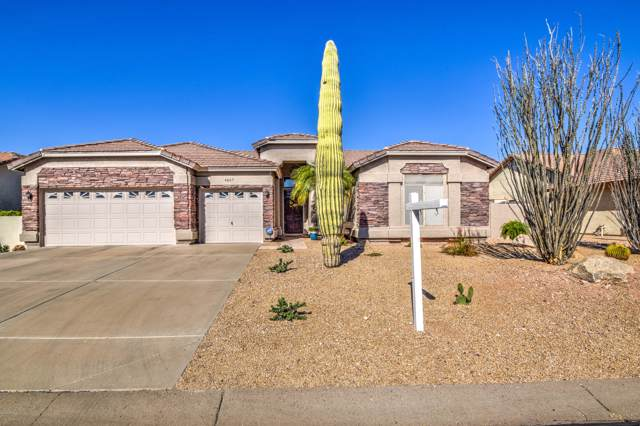 4867 S Rimrock Loop, Gold Canyon, AZ 85118 (MLS #6005180) :: Yost Realty Group at RE/MAX Casa Grande