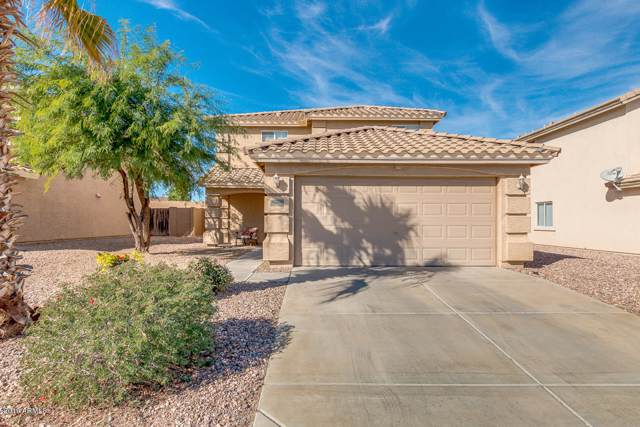 22520 W Lasso Lane, Buckeye, AZ 85326 (MLS #6005201) :: Brett Tanner Home Selling Team