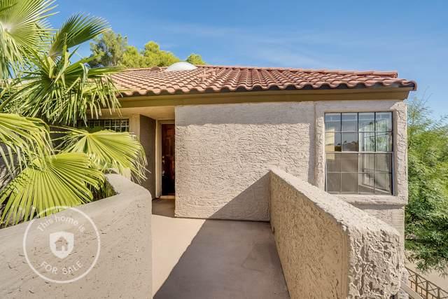 10017 E Mountain View Road #2077, Scottsdale, AZ 85258 (MLS #6005223) :: Occasio Realty