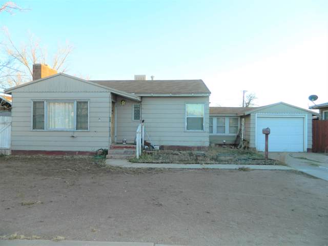 113 E Mahoney Street, Winslow, AZ 86047 (MLS #6005232) :: Revelation Real Estate