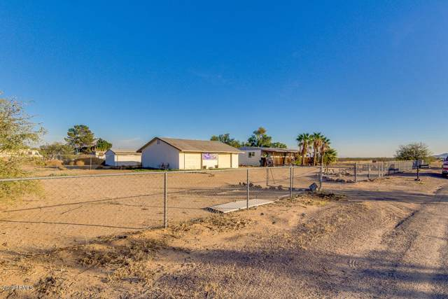 26601 N 207TH Avenue, Wittmann, AZ 85361 (MLS #6005242) :: The Ramsey Team