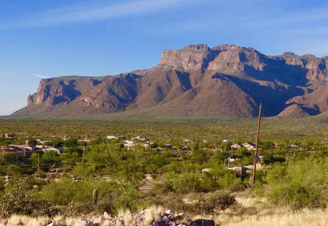 0000 S Yaqui Lane, Gold Canyon, AZ 85118 (MLS #6005246) :: Dijkstra & Co.
