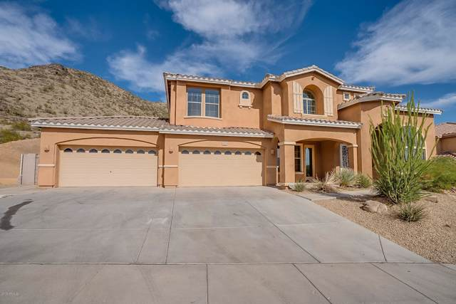 2922 W Amberwood Drive, Phoenix, AZ 85045 (MLS #6005259) :: Yost Realty Group at RE/MAX Casa Grande