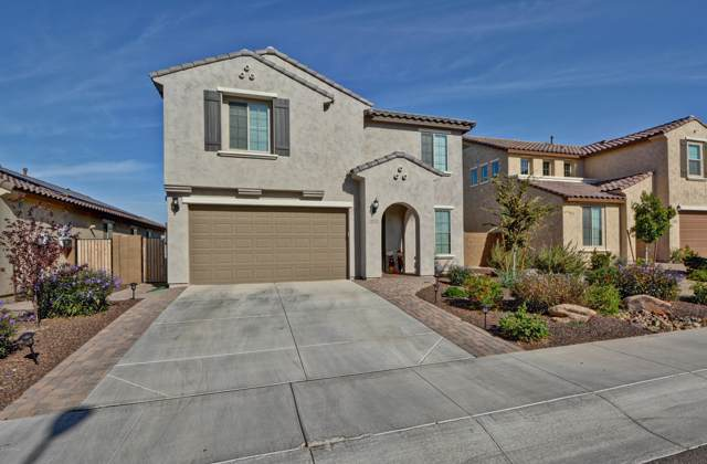 9526 W Whispering Wind Drive, Peoria, AZ 85383 (MLS #6005264) :: CC & Co. Real Estate Team