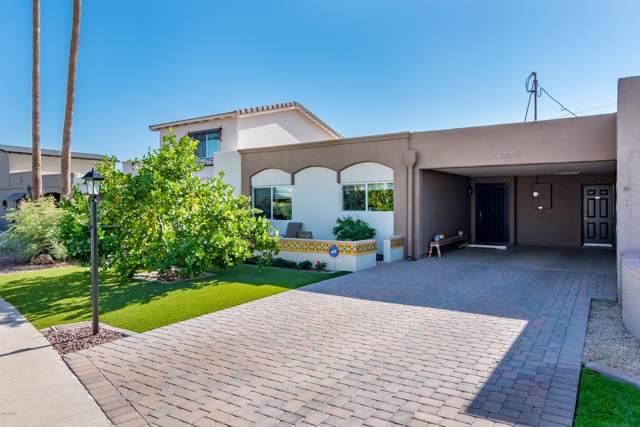 7709 E Highland Avenue, Scottsdale, AZ 85251 (MLS #6005269) :: The Helping Hands Team