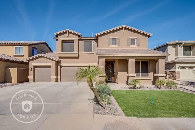 4692 E Firestone Drive, Chandler, AZ 85249 (MLS #6005274) :: The Helping Hands Team