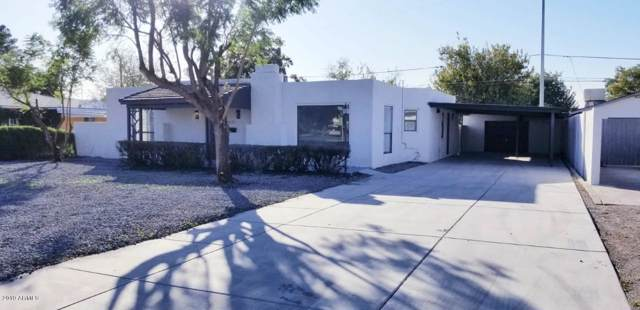 3110 N 22ND Street, Phoenix, AZ 85016 (MLS #6005288) :: CC & Co. Real Estate Team
