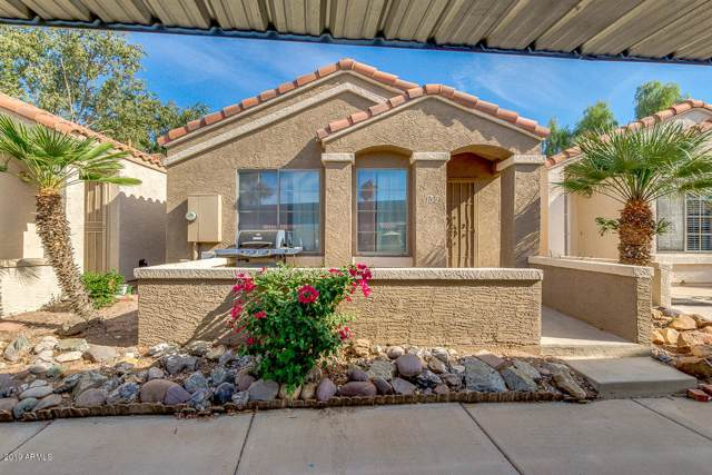 726 S Nebraska Street #155, Chandler, AZ 85225 (MLS #6005302) :: Openshaw Real Estate Group in partnership with The Jesse Herfel Real Estate Group