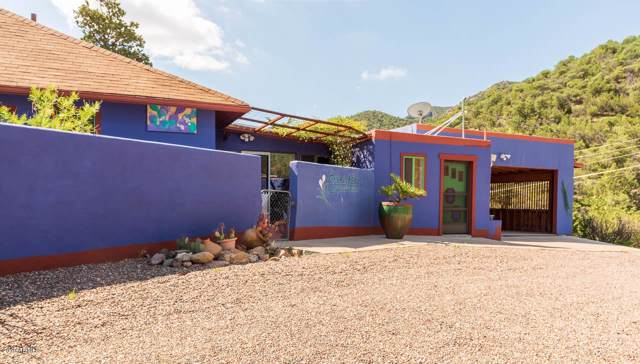 922 Upper Sims Road, Bisbee, AZ 85603 (MLS #6005320) :: Revelation Real Estate