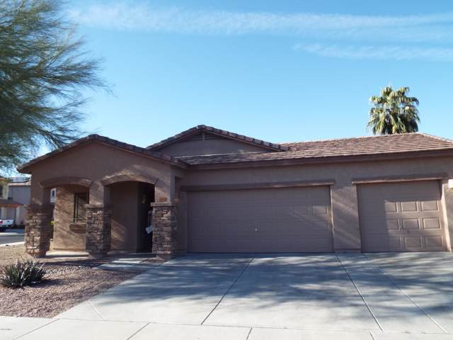 16863 W Saguaro Lane, Surprise, AZ 85388 (MLS #6005322) :: Openshaw Real Estate Group in partnership with The Jesse Herfel Real Estate Group