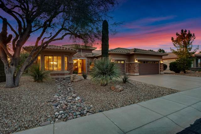 20114 N Horse Trail Drive, Surprise, AZ 85374 (MLS #6005325) :: The Laughton Team