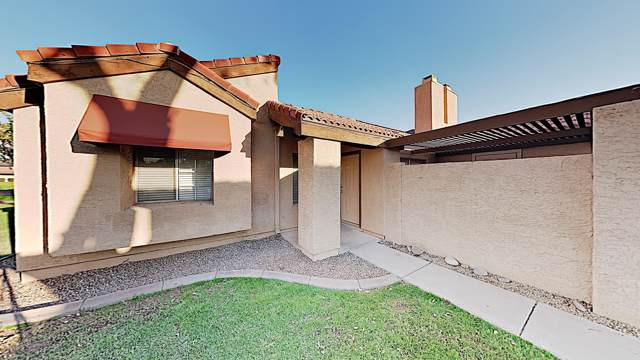 2124 E Center Lane #3, Tempe, AZ 85281 (MLS #6005327) :: Arizona Home Group