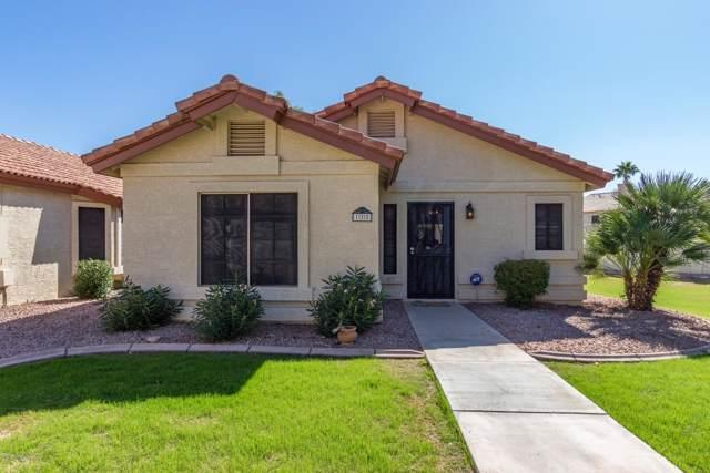 1120 N Val Vista Drive #122, Gilbert, AZ 85234 (MLS #6005344) :: The Helping Hands Team
