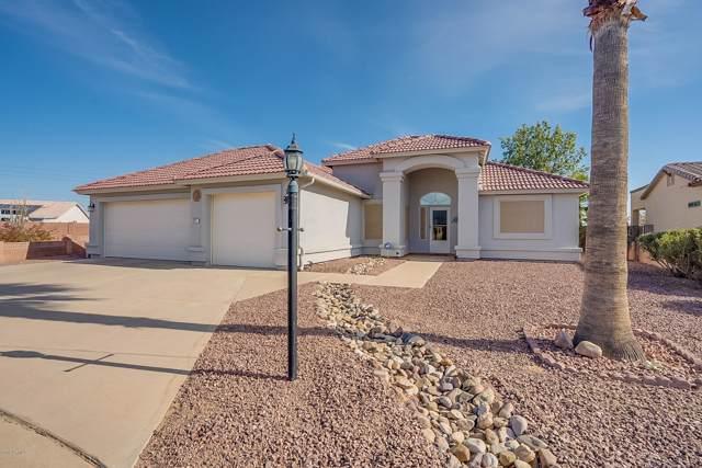 8221 W Wingedfoot Circle, Arizona City, AZ 85123 (MLS #6005347) :: Kortright Group - West USA Realty