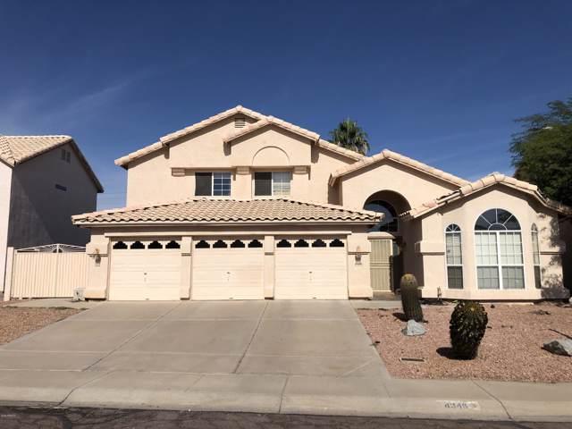 4346 W Villa Linda Drive, Glendale, AZ 85310 (MLS #6005358) :: The Laughton Team
