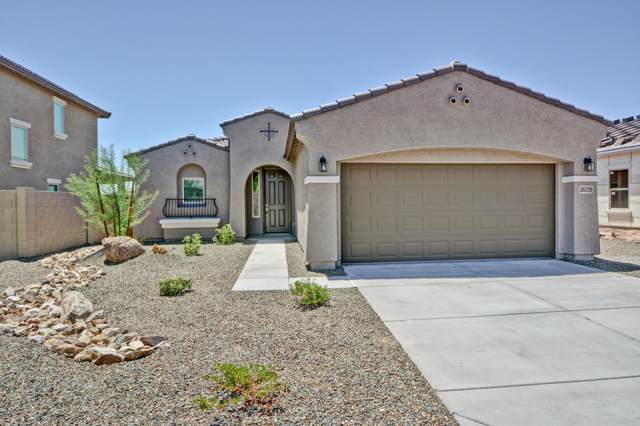 26325 N 165TH Lane, Surprise, AZ 85387 (MLS #6005372) :: The Laughton Team
