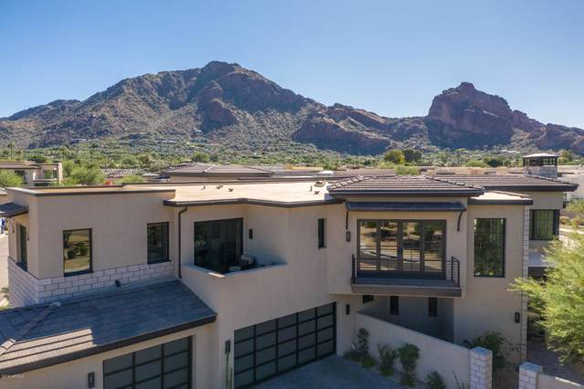 6436 N Lost Dutchman Drive, Paradise Valley, AZ 85253 (MLS #6005381) :: Devor Real Estate Associates