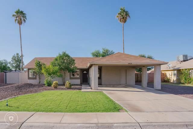 14626 N 63RD Lane, Glendale, AZ 85306 (MLS #6005388) :: The Laughton Team