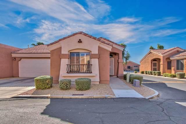 1260 S Lindsay Road #9, Mesa, AZ 85204 (MLS #6005412) :: The Helping Hands Team