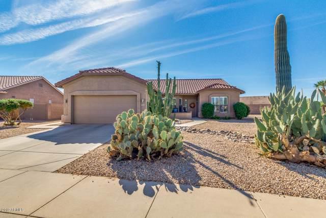1415 E Firestone Drive, Chandler, AZ 85249 (MLS #6005457) :: The Helping Hands Team