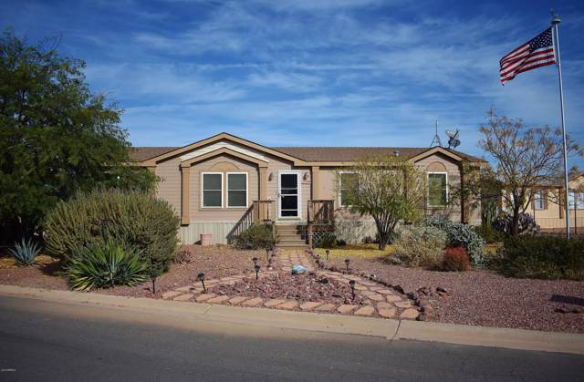 11450 W Eucalyptus Drive, Arizona City, AZ 85123 (MLS #6005463) :: Devor Real Estate Associates