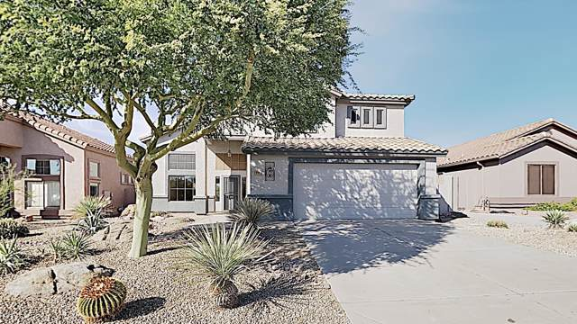 7494 E Desert Honeysuckle Drive, Gold Canyon, AZ 85118 (MLS #6005466) :: Dijkstra & Co.