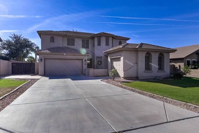4093 E Dublin Street, Gilbert, AZ 85295 (MLS #6005476) :: Revelation Real Estate