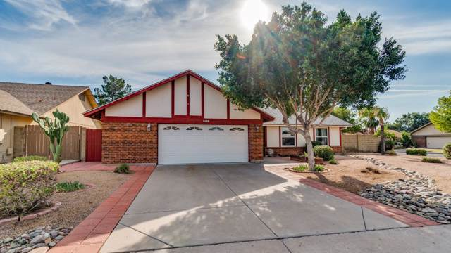 6129 E Fairfield Street, Mesa, AZ 85205 (MLS #6005489) :: Occasio Realty