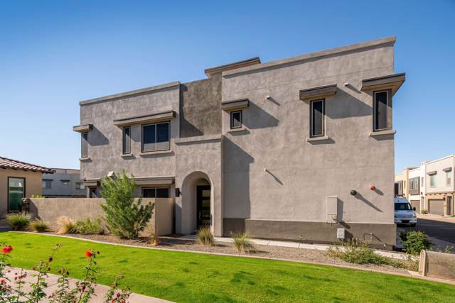 7351 E Vista Bonita Drive, Scottsdale, AZ 85255 (MLS #6005506) :: The Laughton Team