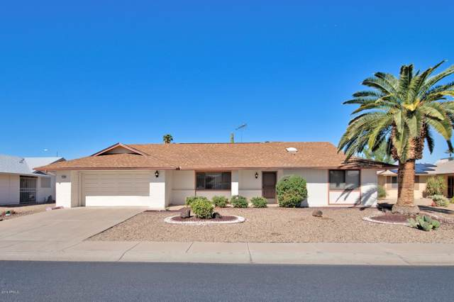 12726 W Bonanza Drive, Sun City West, AZ 85375 (MLS #6005511) :: The Laughton Team