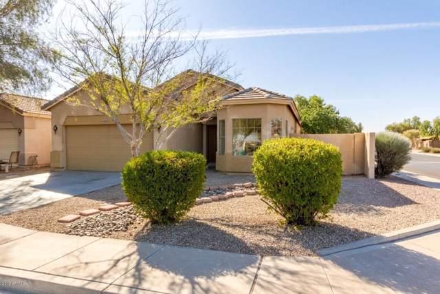44909 W Paraiso Lane, Maricopa, AZ 85139 (MLS #6005526) :: The W Group