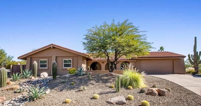 17221 E Lantern Lane, Fountain Hills, AZ 85268 (MLS #6005534) :: Occasio Realty