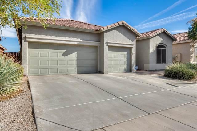 6821 S 55TH Lane, Laveen, AZ 85339 (MLS #6005535) :: Brett Tanner Home Selling Team
