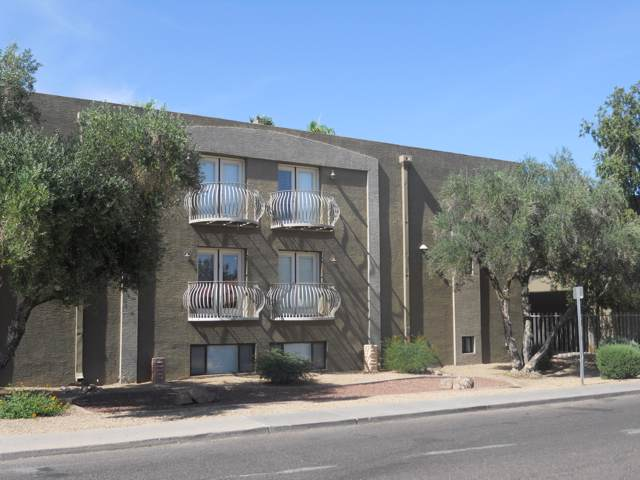 724 E Devonshire Avenue #310, Phoenix, AZ 85014 (MLS #6005548) :: Brett Tanner Home Selling Team