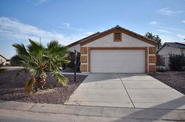 9399 W Magnum Drive, Arizona City, AZ 85123 (MLS #6005572) :: Devor Real Estate Associates