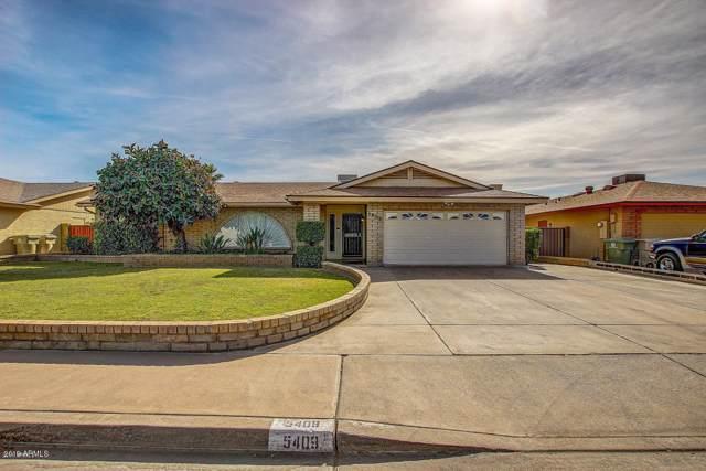 5409 W Columbine Drive, Glendale, AZ 85304 (MLS #6005592) :: Nate Martinez Team