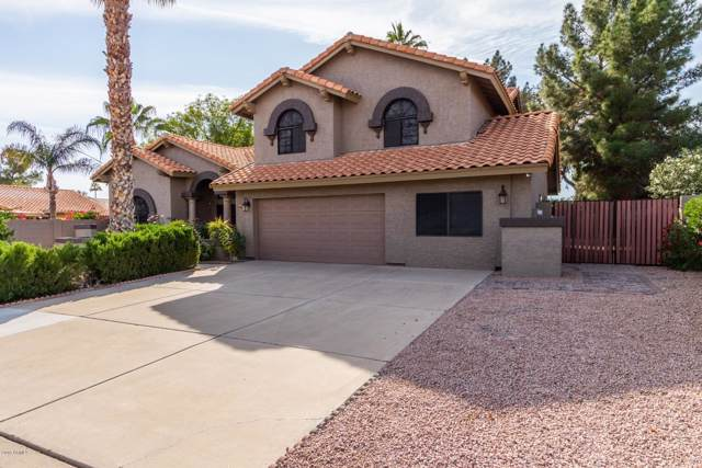 15634 N 55TH Street, Scottsdale, AZ 85254 (MLS #6005604) :: CC & Co. Real Estate Team