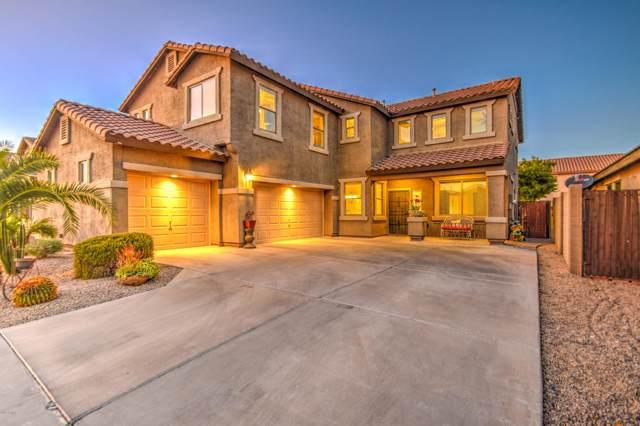 70 W Castle Rock Road, San Tan Valley, AZ 85143 (MLS #6005609) :: The Ramsey Team