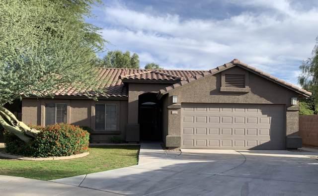 15409 N 160th Drive, Surprise, AZ 85374 (MLS #6005621) :: CC & Co. Real Estate Team