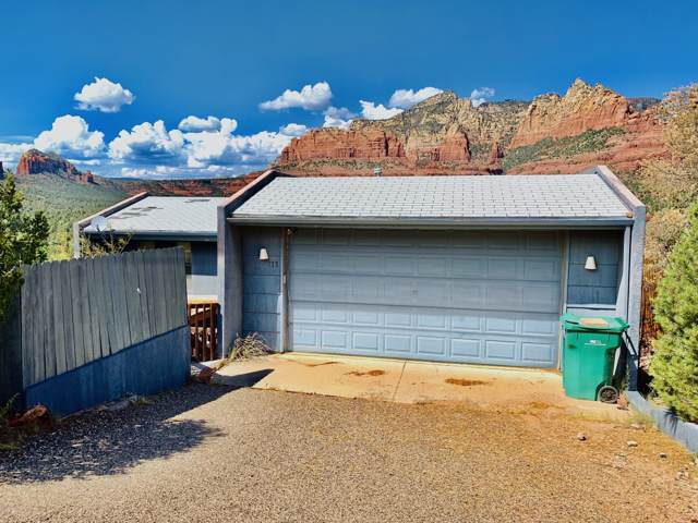 575 Norbie Road, Sedona, AZ 86336 (MLS #6005632) :: The Kenny Klaus Team