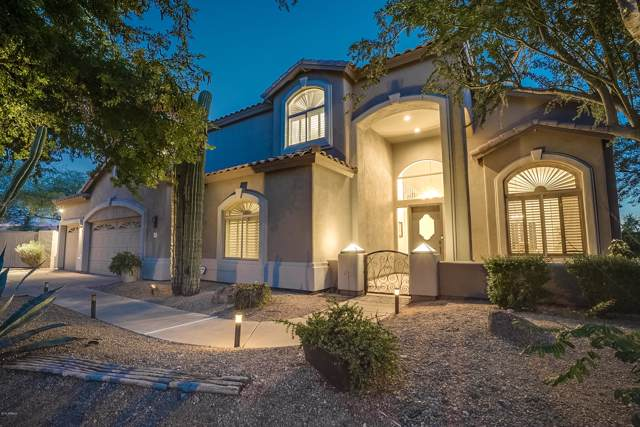 3430 N Mountain Ridge #15, Mesa, AZ 85207 (MLS #6005633) :: Occasio Realty