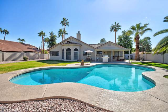 1434 E Boston Street, Chandler, AZ 85225 (MLS #6005664) :: Openshaw Real Estate Group in partnership with The Jesse Herfel Real Estate Group